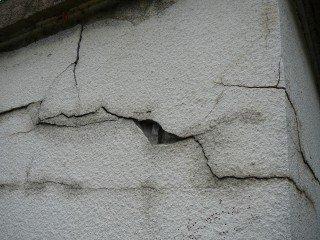 Comment nettoyer stucco extérieur ?