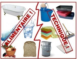 Quelle est la différence entre le bicarbonate de soude et le bicarbonate alimentaire ?