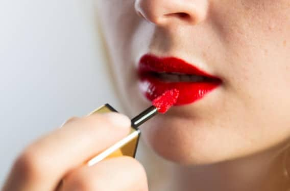 Quel rouge à lèvres pour les yeux verts ?