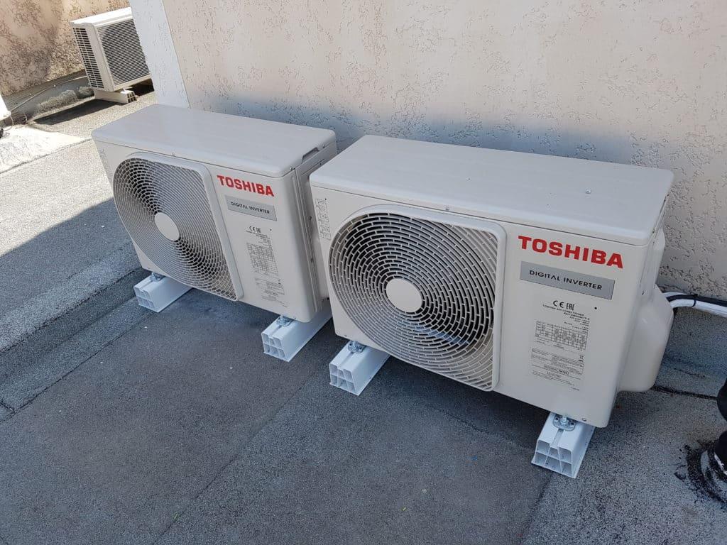 Quelle différence entre une pompe à chaleur et une clim réversible ?