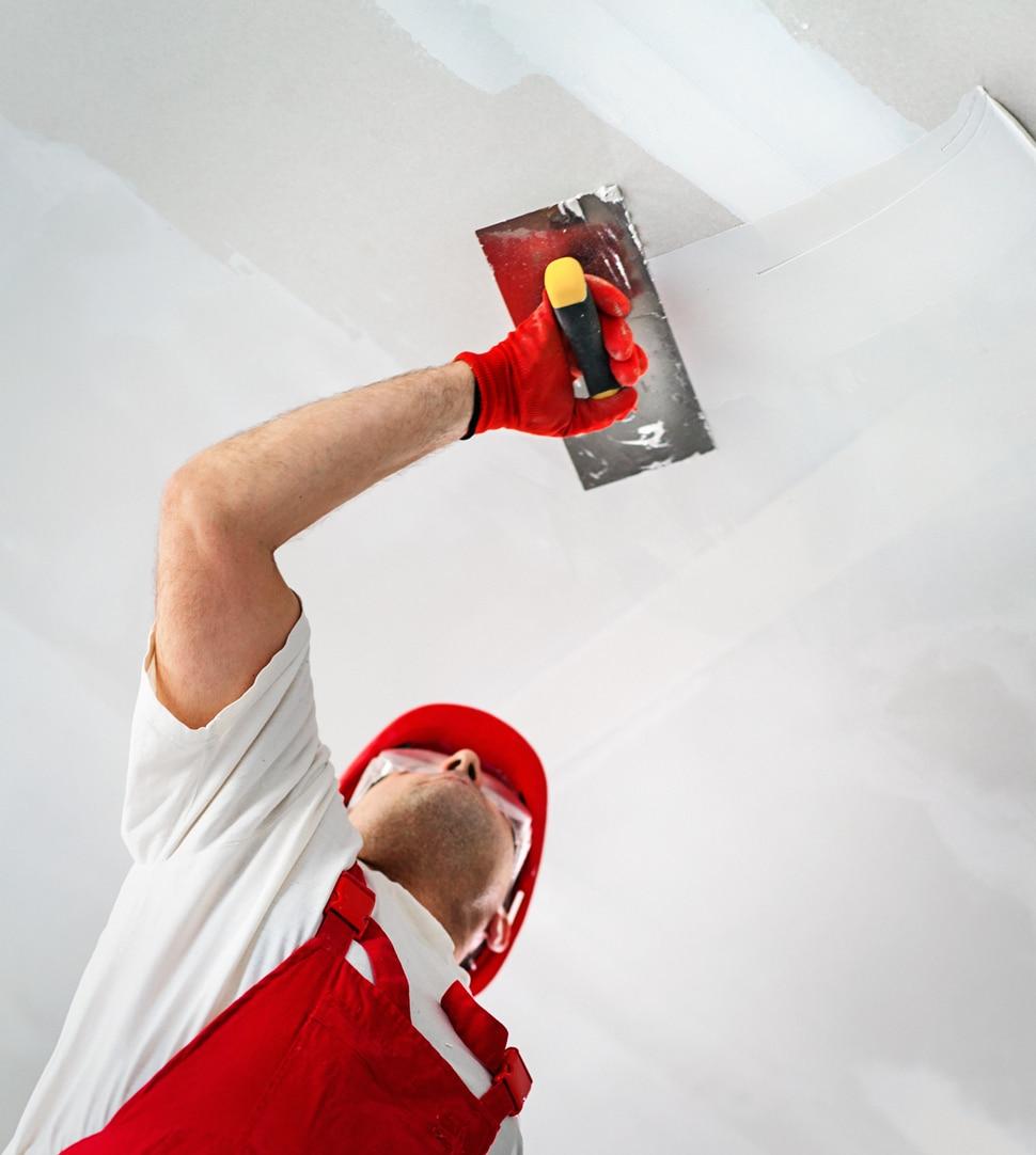 Comment renover un plafond facilement ?
